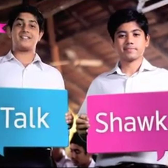 Telenor Talkshawk Internet Champion Boys