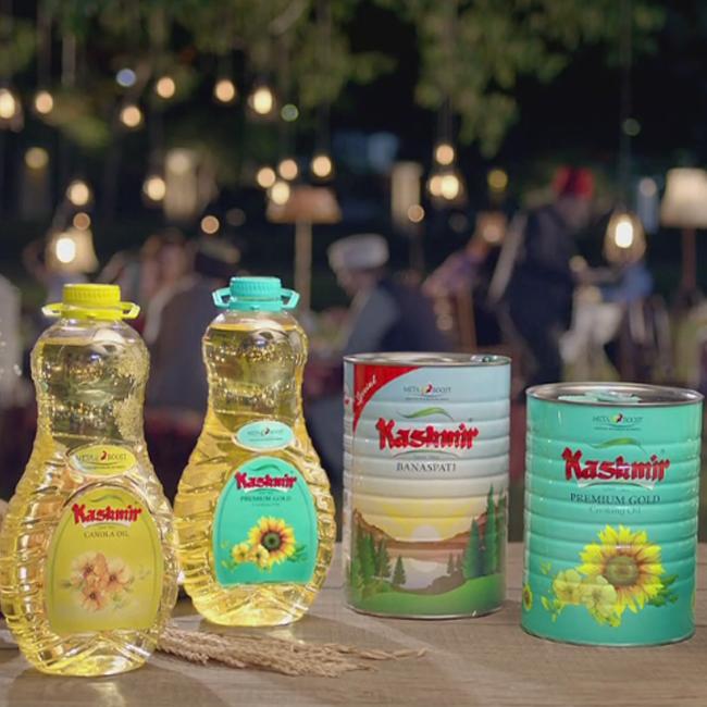 Kashmir Banaspati & Oil – Ramzan
