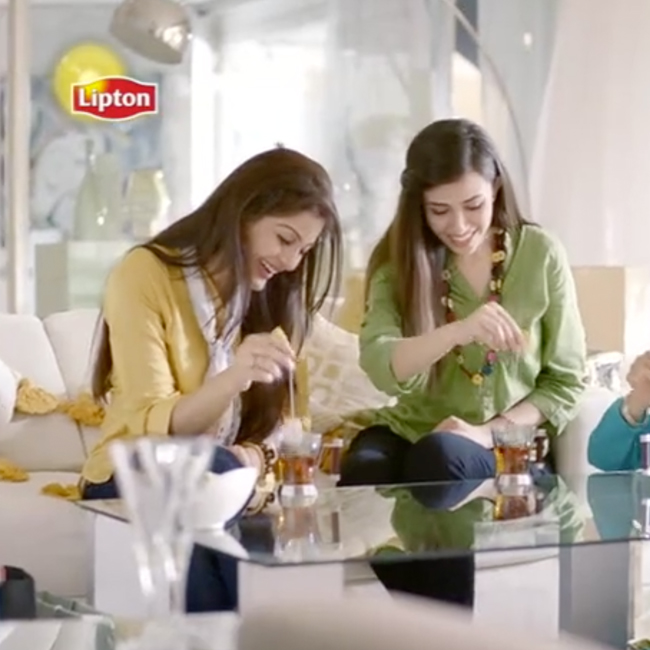 Unilever – Lipton ( Dip & Win)