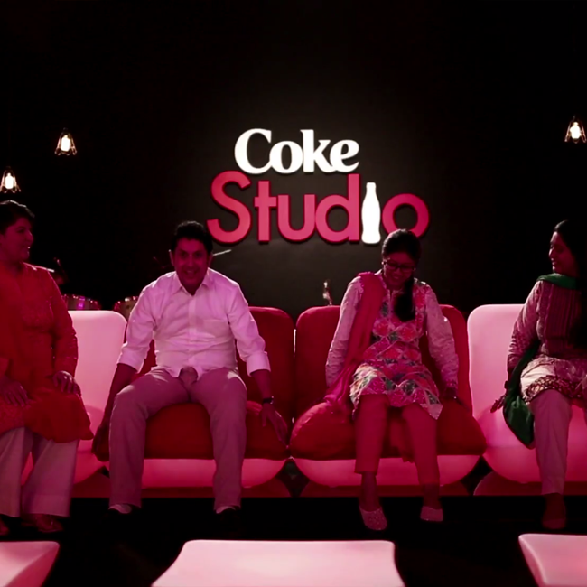 Coke Studio for the Deaf!