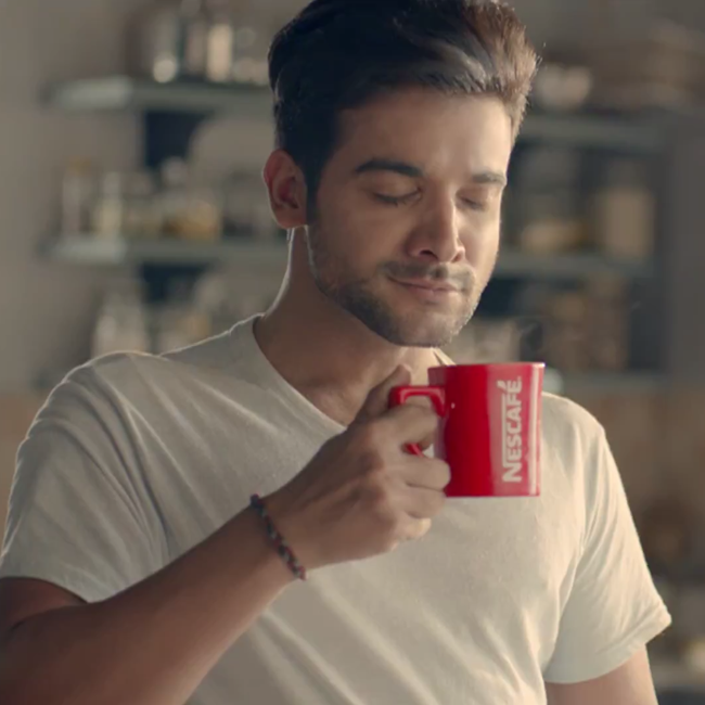 Nescafe – Method of preparation