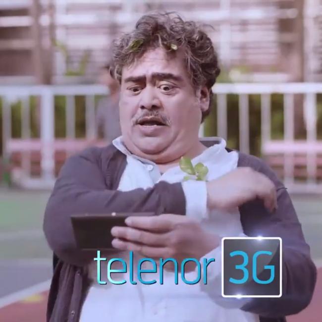 Telenor Live 3G