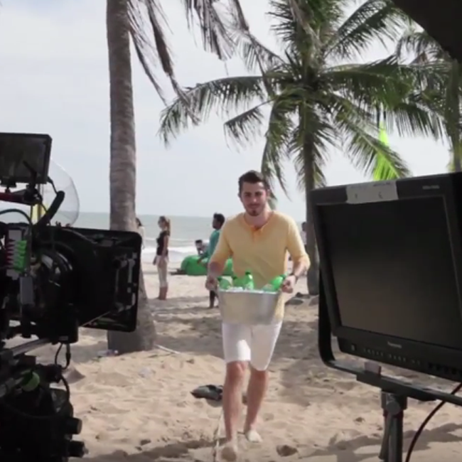 7UP Refreshment – Behind The Scenes
