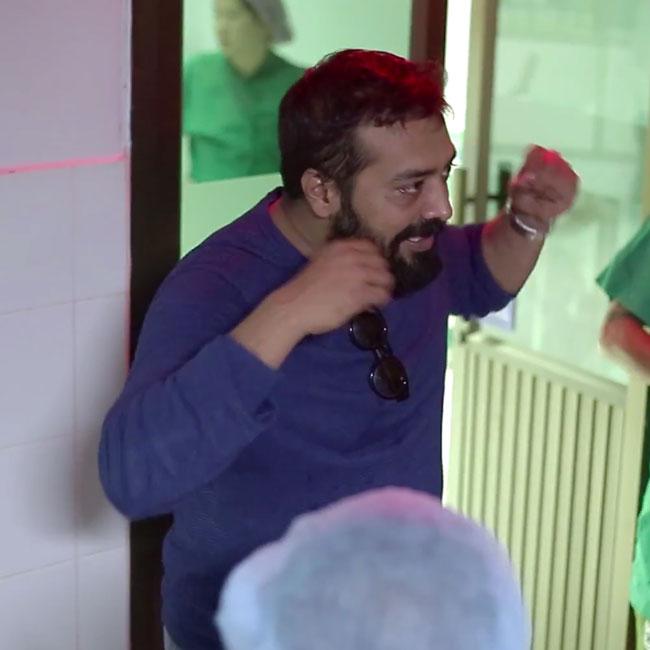 Anurag Kashyap – Testimonial