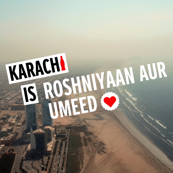 Coke Karachi Love